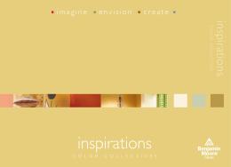 inspirations - Benjamin Moore