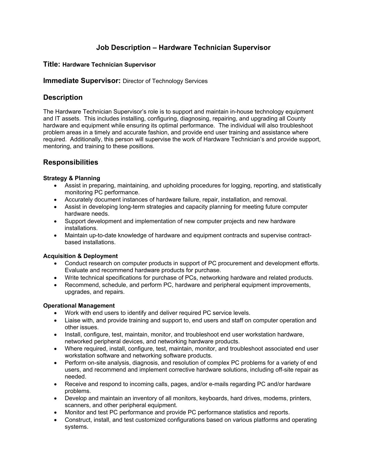 avionics technician job description technology australia essay 1 avionics technician job description - Assembly Technician Job Description