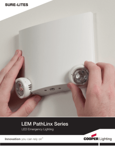LEM PathLinx Series - Viking Electric Supply