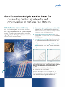 Gene Expression Analysis You Can Count On