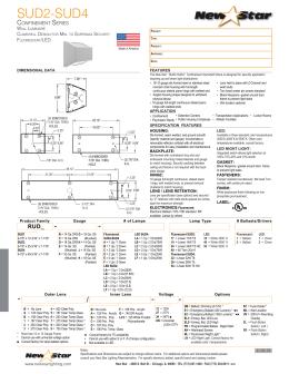 sc 1 st  studylib.net & Spec Sheet - New Star Lighting