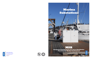 Marina Substations - American Midwest Power