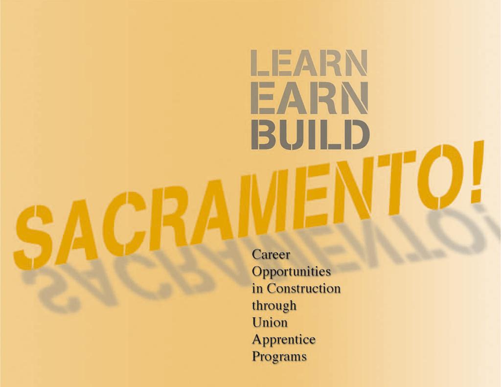 Apprenticeship programs sacramento dailygadgetfo Gallery