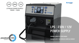 LPS | 230V / 12V POWER SUPPLY