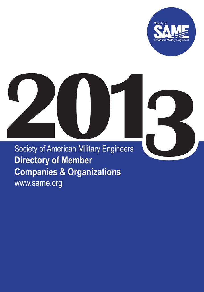 cc64413b28a4fa US Army Corps of Engineers - SAME