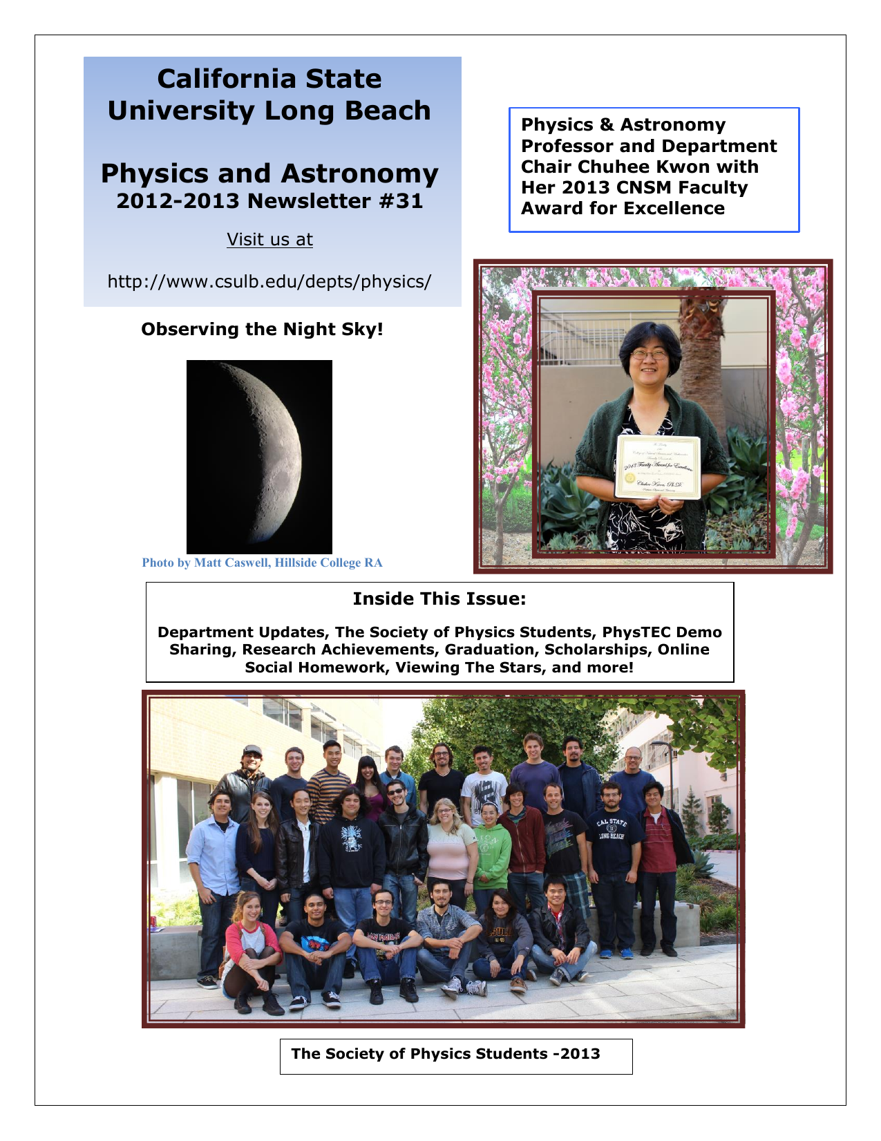 california state university long beach physics and astronomy