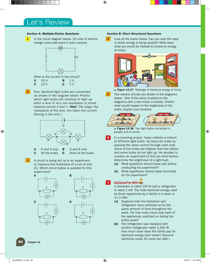 Let`s Review - Singapore Math