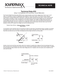 Technical Note #10