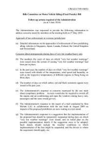 CB(1)2117/09-10(03) Bills Committee on Motor Vehicle Idling (Fixed