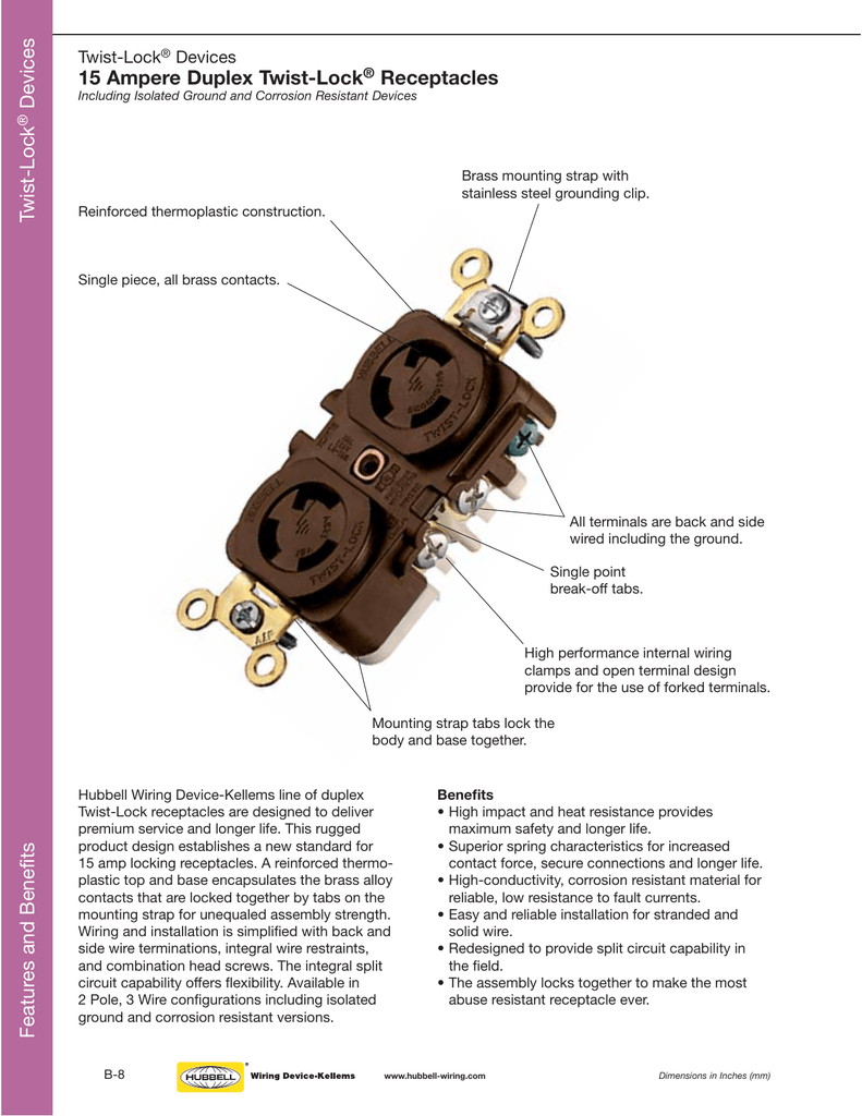 Wiring A Split Duplex Receptacle