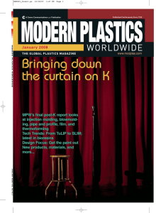Modern Plastics Worldwide
