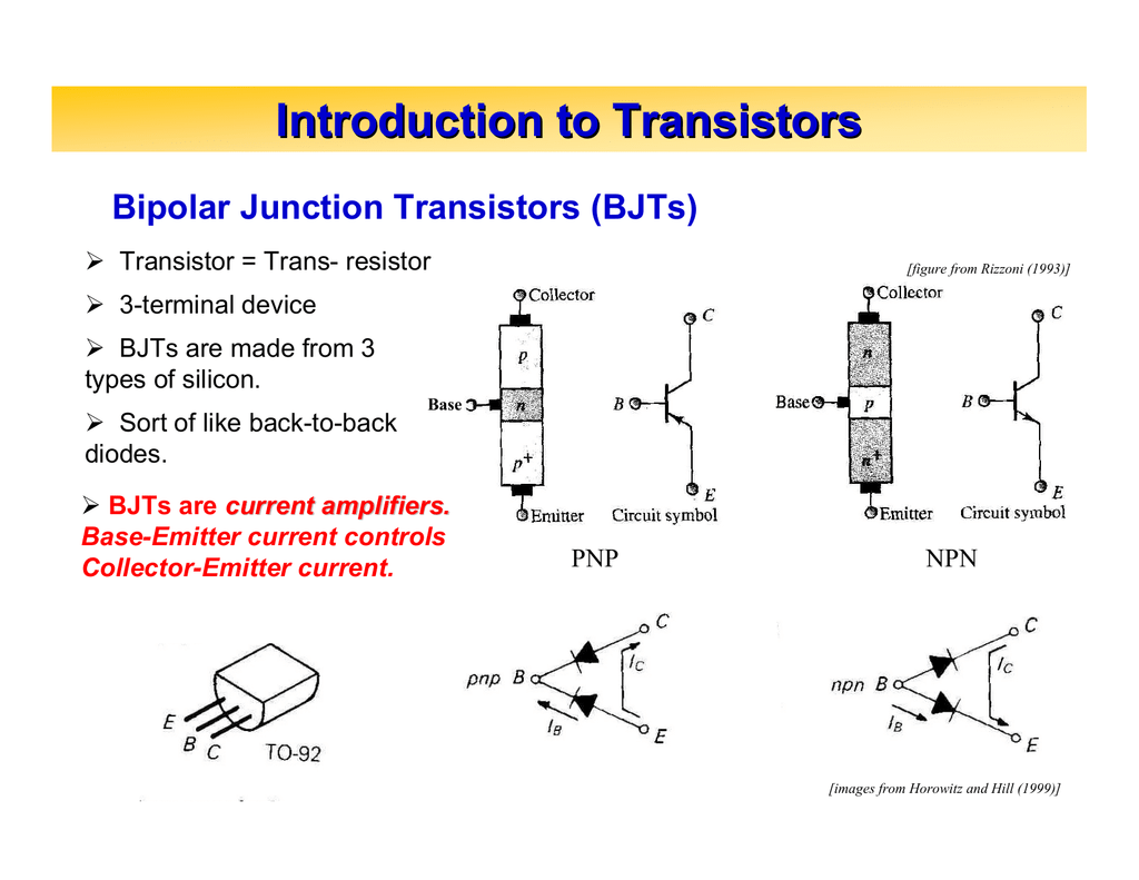 Introduction To Transistors Circuits And Components Transistor As A Current 018664947 1 Ed03dcd57ba4a9909b8dac02b4bc09c6