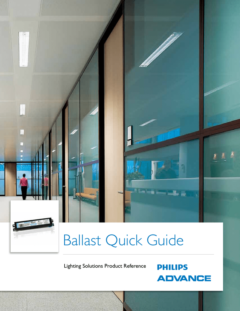 Ballast Quick Guide