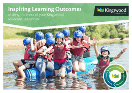 Inspiring Learning Outcomes
