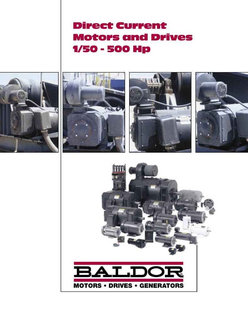 Business & Industrial DC MOTOR 1.HP 56C Frame 180V/1750RPM TEFC ...