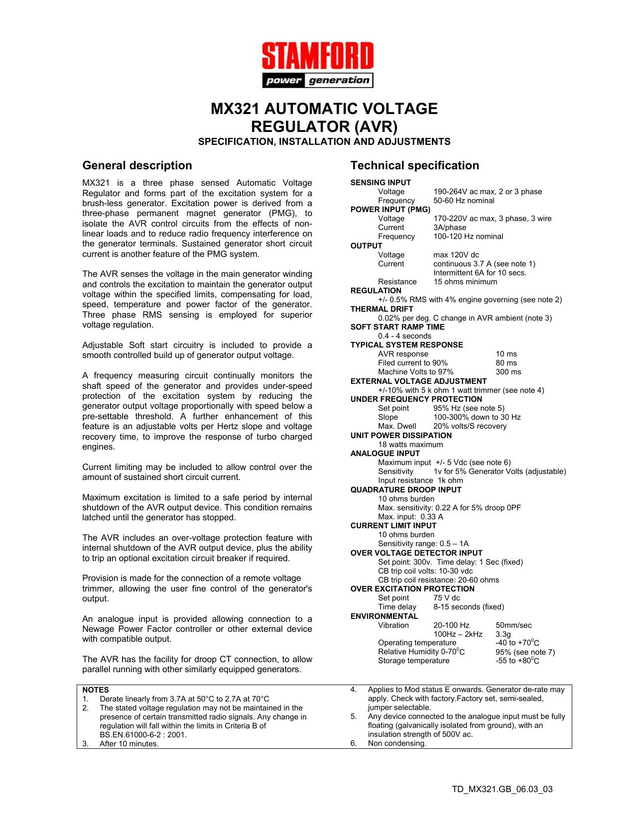Mx321 Voltage Regulator Wiring Diagram Trusted Schematics Sx460 Automatic Avr Onan Generator