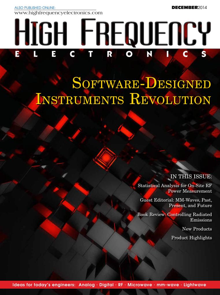 software-designed instruments revolution