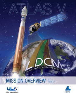 mission overview slc-3 - United Launch Alliance
