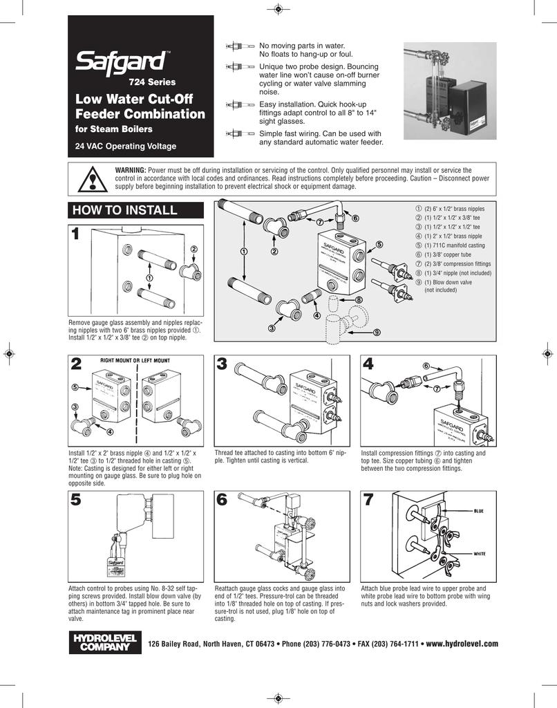 Safgard 724 Installation Sheet How To Install Telephone Wiring Myself Plan Your