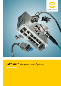 HARTING F.O. Components and Systems