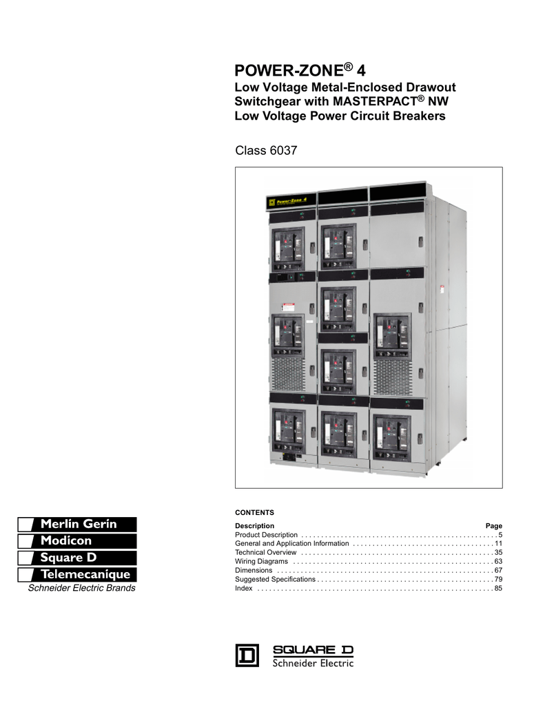 power-zone® 4 - Steven Engineering