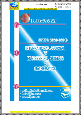 Cover Page IJESM_September_2016...