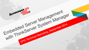 Gen5_ThinkServer_System_Manager2014-11 - Files