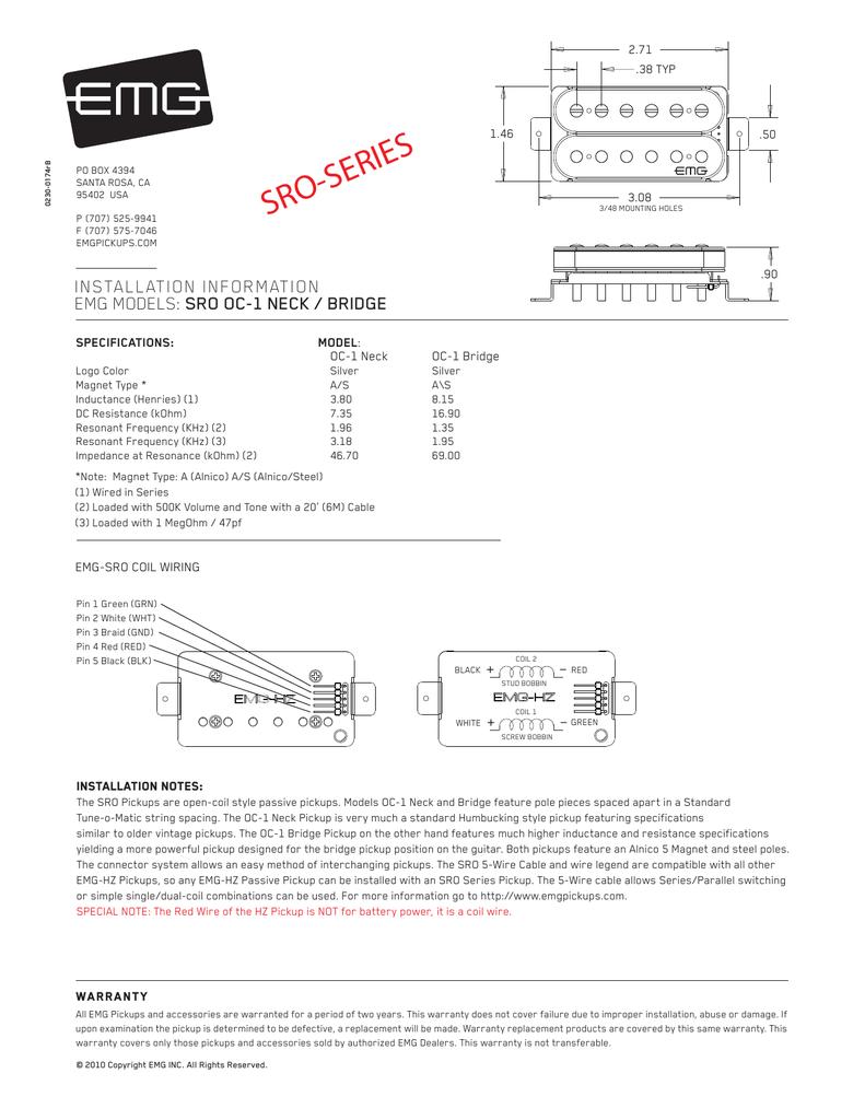 Emg Hz Wiring Diagram