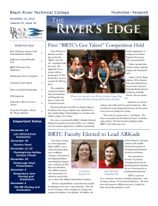 Volume 10, Issue 18 of The River`s Edge