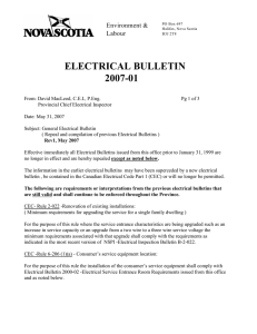 electrical bulletin 2007-01