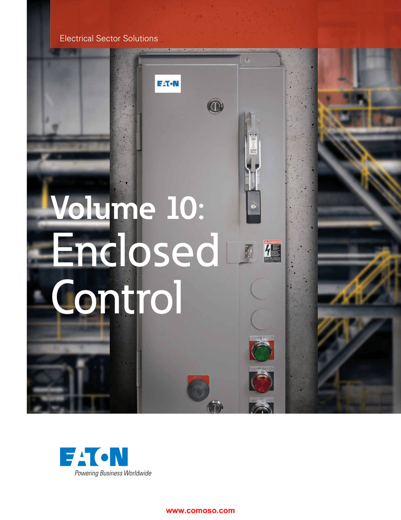 Eaton Enclosed Control Products Cooper Wiring Devices 30 Amp Double Pole Circuit Breaker From Farm