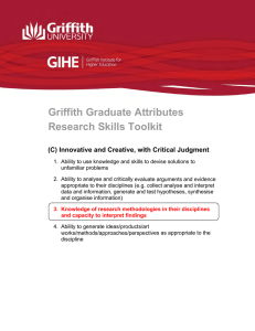 Research Skills Toolkit