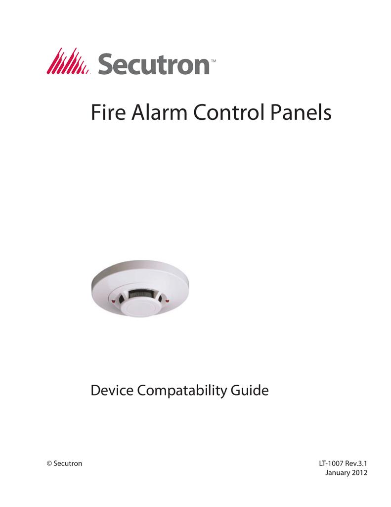 Secutron  System Sensor Smoke Detector Wiring Diagram on