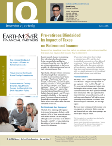 Summer 2015 - EarthMover Credit Union