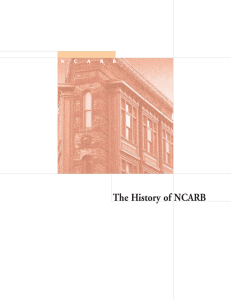 Revised History of NCARB updated.qxp