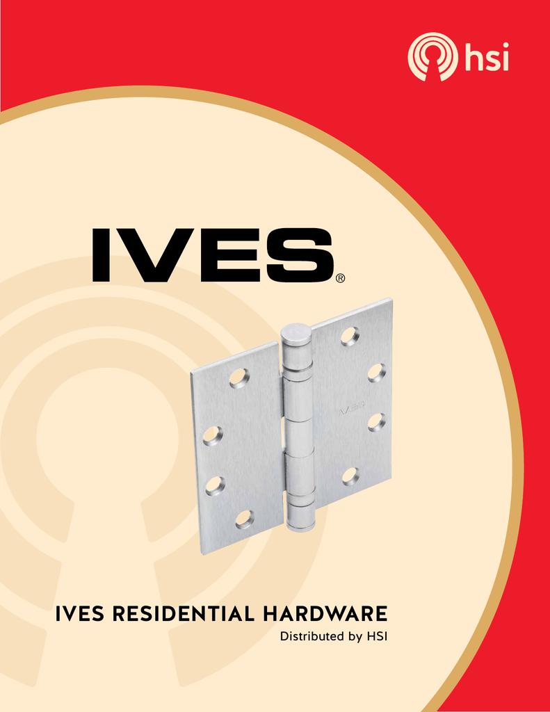 Ives CS115-25 25 1//2 Length Extra Heavy Duty Crash Stop Oil Rubbed Bronze