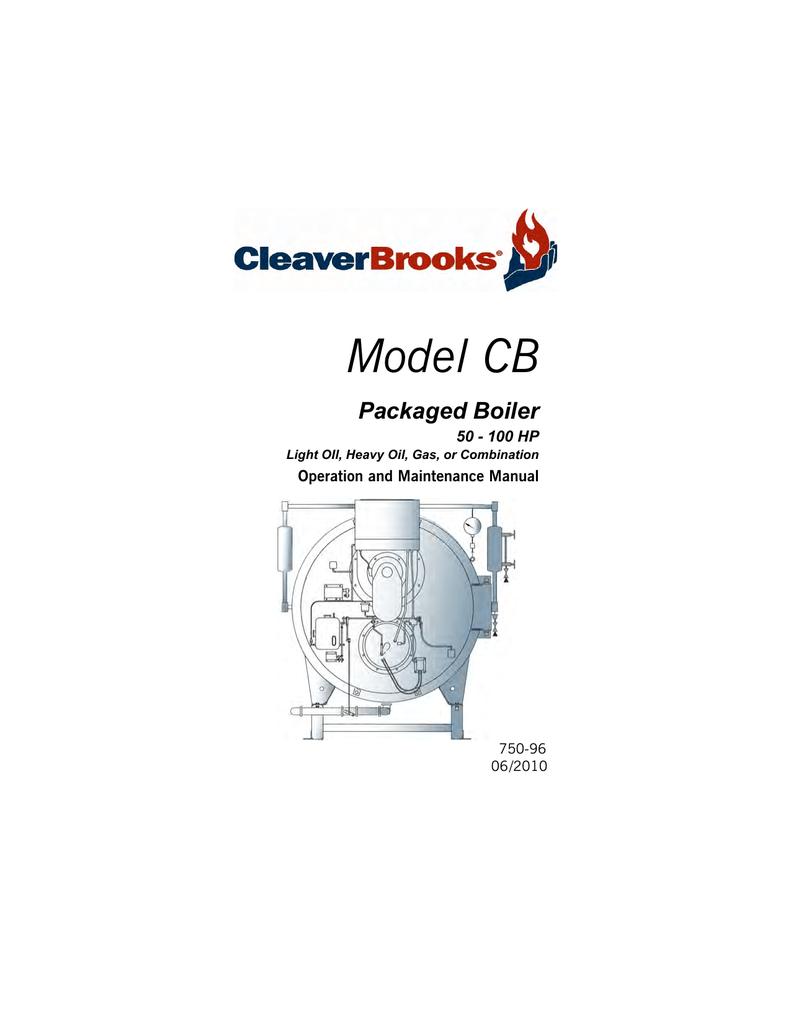 cb 50 100 hp operation and maintenance manual cleaver rh studylib net Chatterbox Cb50 honda cb 50 wiring diagram