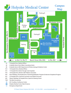the HMC Campus Map