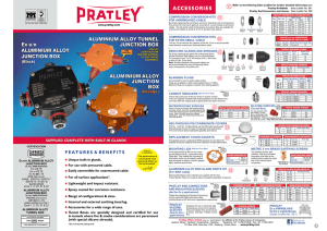 ACCESSORIES - Pratley Electrical