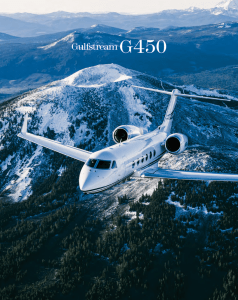 G450 Specifications