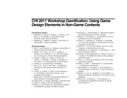 5 MB, PDF - Gamification Research Network