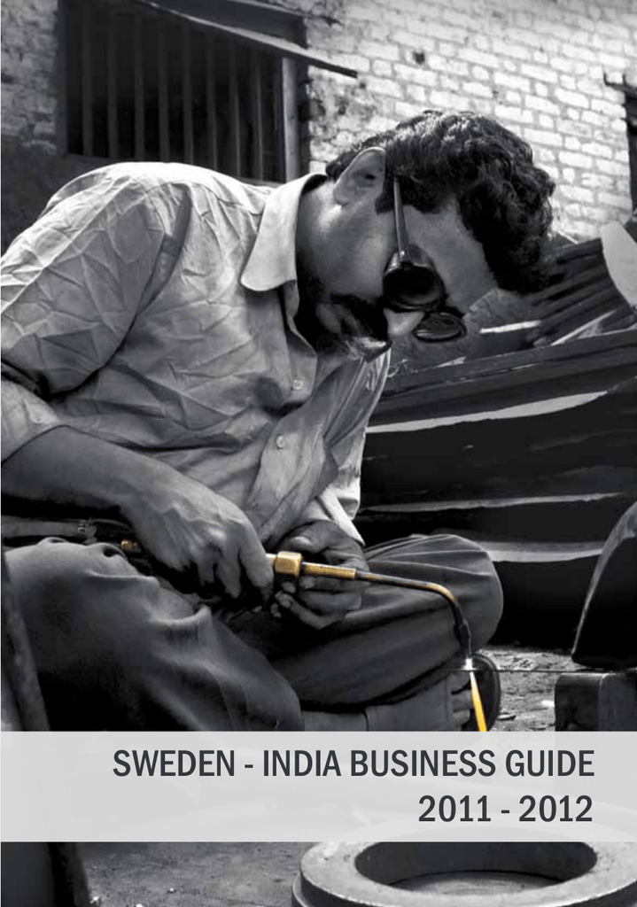 Sweden India Business Guide 2011 2012