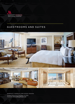 guestrooms and suites