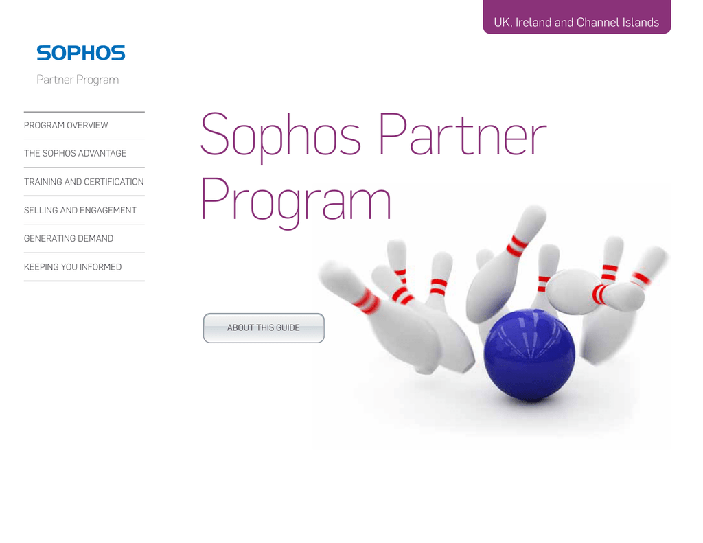 Sophos Partner Program