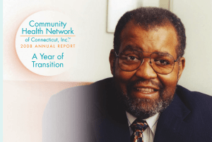 2008 Annual Report - Community Health Network of Connecticut, Inc.