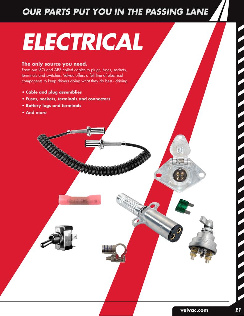 Velvac Wiring Diagram 091236 In Depth Diagrams Electrical Rh Studylib Net Automotive Hvac