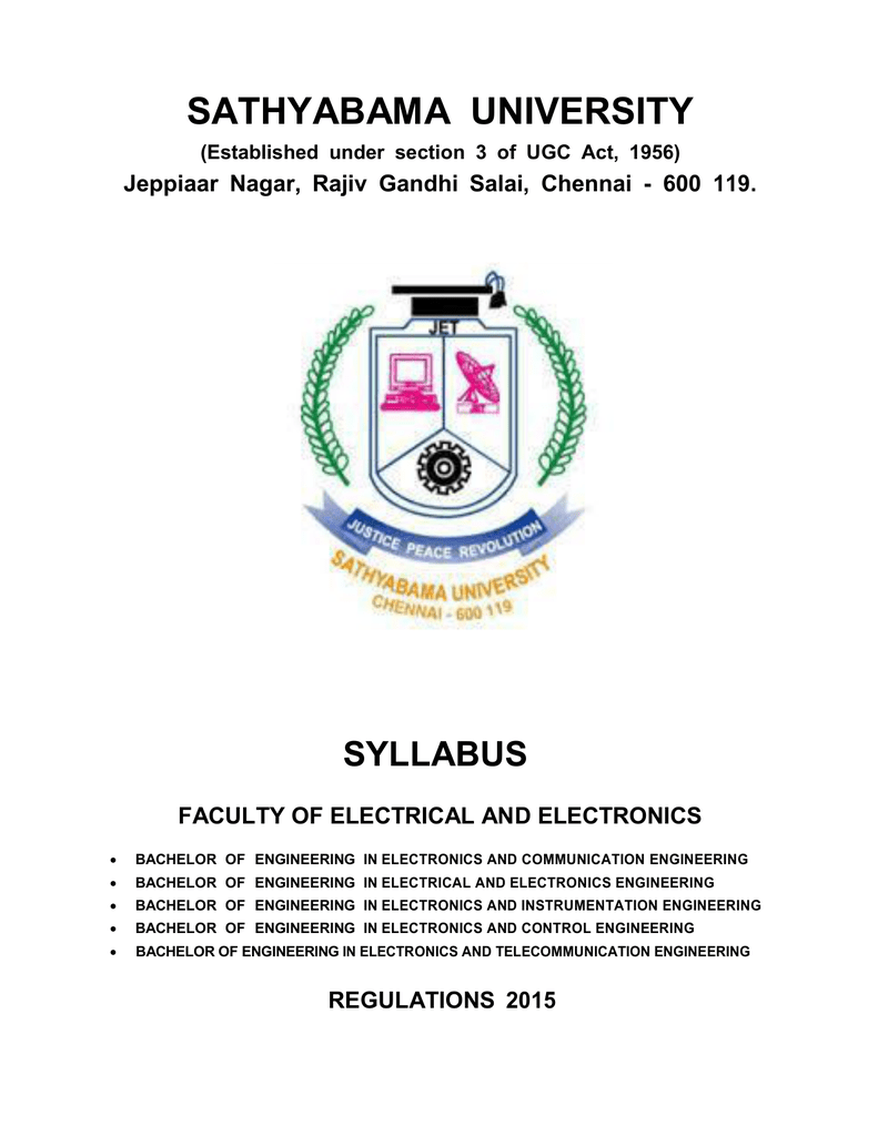 Click here to get full detailed syllabus of all programmes in this click here to get full detailed syllabus of all programmes in this faculty fandeluxe Gallery