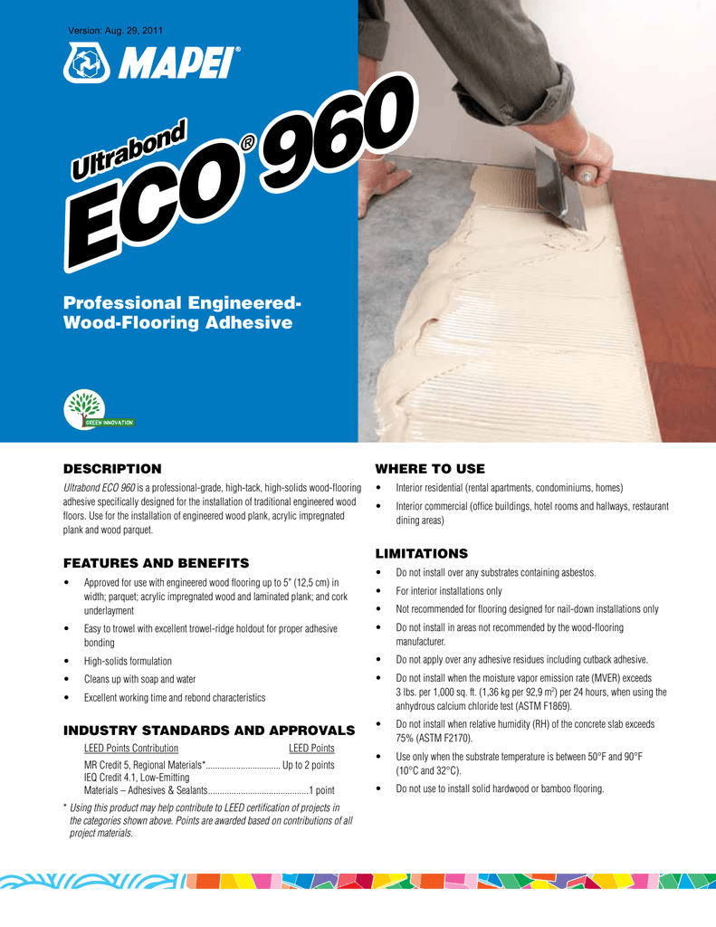 Ultrabond ECO 960