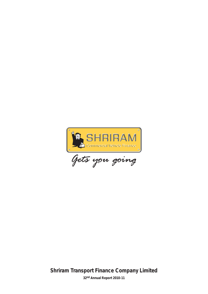 Shriram Transport Finance Company Limited