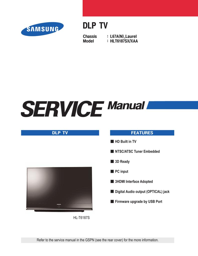 SERVICE Manual - Diagramasde.com on